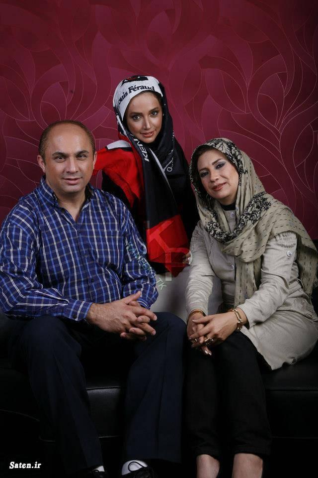 شبنم قلی خانی و خواهر و برادرش در گذر زمان + عکس
