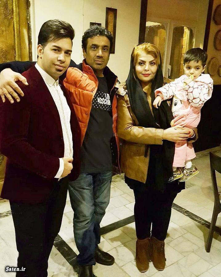 ماجرای طلاق نصرالله رادش از همسرش +عکس مادر و پسرش