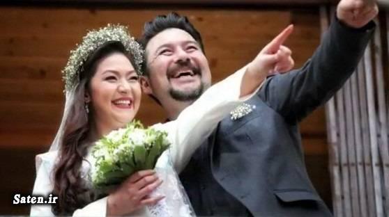 شلیک گلوله در عروسی امیرحسین صدیق +فیلم و عکس همسرش