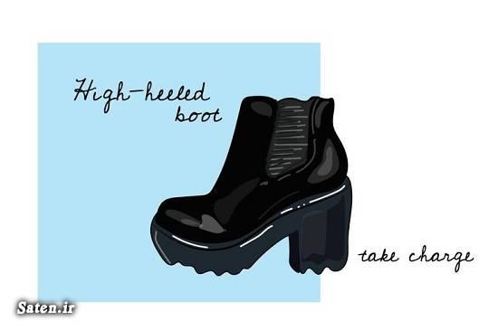 نوع کفش های شما درباره ی شخصیتتان چه میگوید