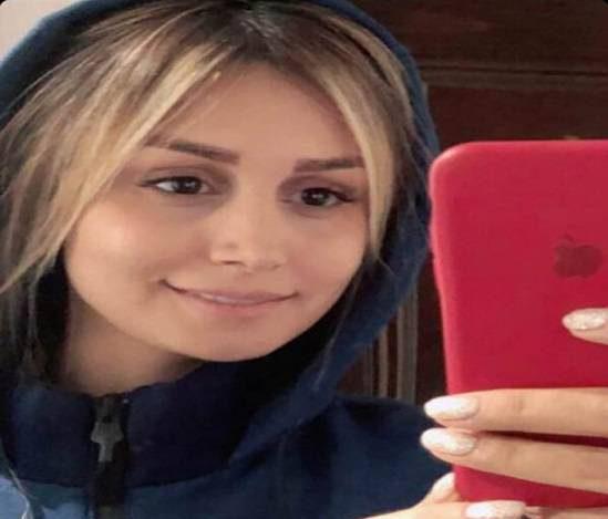 عکسی از سپیده بزمی پور بدون آرایش و میکاپ