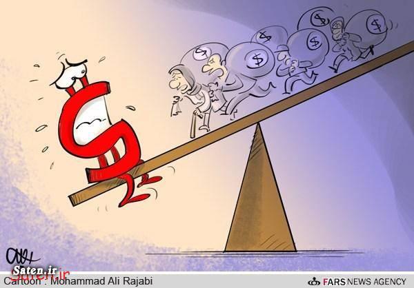 هجوم فروشنده کاهش دلار بازار ارز