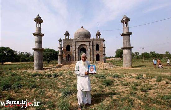 فیضل حسن کاداری شاه جهان ساخت تاج محل تاج محل