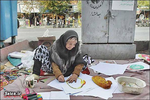 ننه حسن نقاش شدن حسن رجبی بیوگرافی منور رمضانی