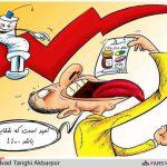 چاره گرانی دارو…!