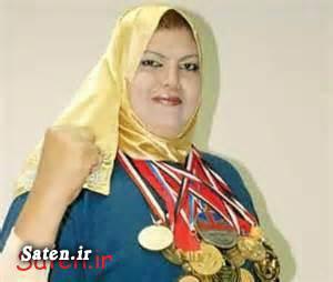 قهرمان زیبایی اندام زنان جیهان مصطفی