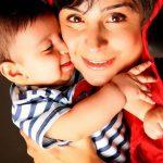 بیوگرافی ، مصاحبه ، عکس شوهر و پسر سیما تیرانداز (نصرت دودکش)
