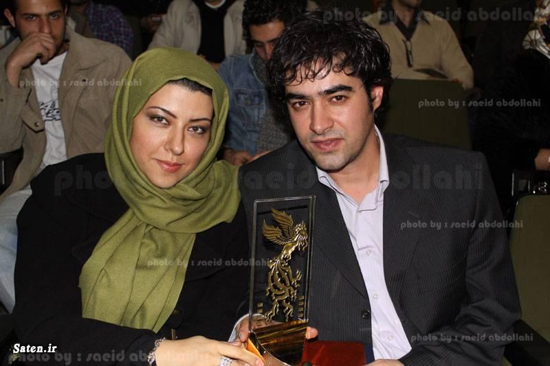 نمایش پست :عکس و بیوگرافی همسر و فرزندان شهاب حسینی