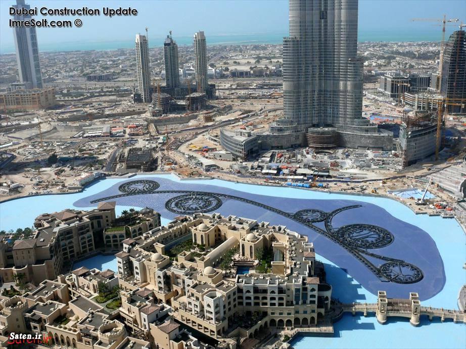 مشایخ ابوظبی شیخ مکتوم بن بطی شیخ محمد بن راشد تأسیس شیخنشین دبی بلندترین برج جهان برج خلیفه برج العرب