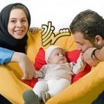 بیوگرافی پژمان بازغی + عکس جدید همسر و دخترش