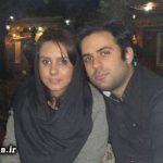عکس دختر و داماد اکبر عبدی