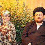جنجال تازه درباره حجاب نوه امام + تصاویر