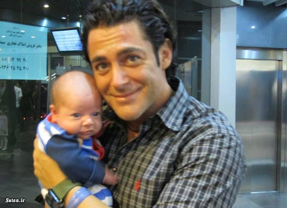 پسر گلزار بیوگرافی و مصاحبه ای مفصل با محمدرضا گلزار  92 ( گلزار در سریال تلویزیونی بازی می کند ! )