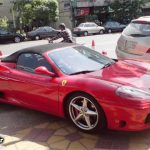 گرانترین خودروی خیابان های ایران (عکس)