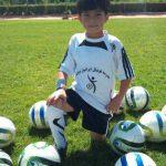"""پرسپولیس """"ستاره 8 ساله اردبیلی"""" را از چنگ رئال مادرید در آورد"""