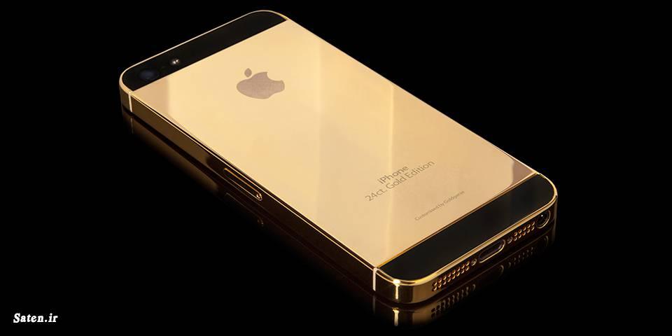قیمت گوشی های اپل 5