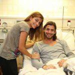 فریدون زندی و همسرش در بیمارستان + عکس