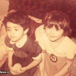 عکس جالب و دیدنی از لیلا حاتمی و کمند امیرسلیمانی + عکس