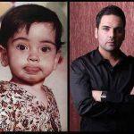 عکس های دیده نشده از کودکی احسان علیخانی