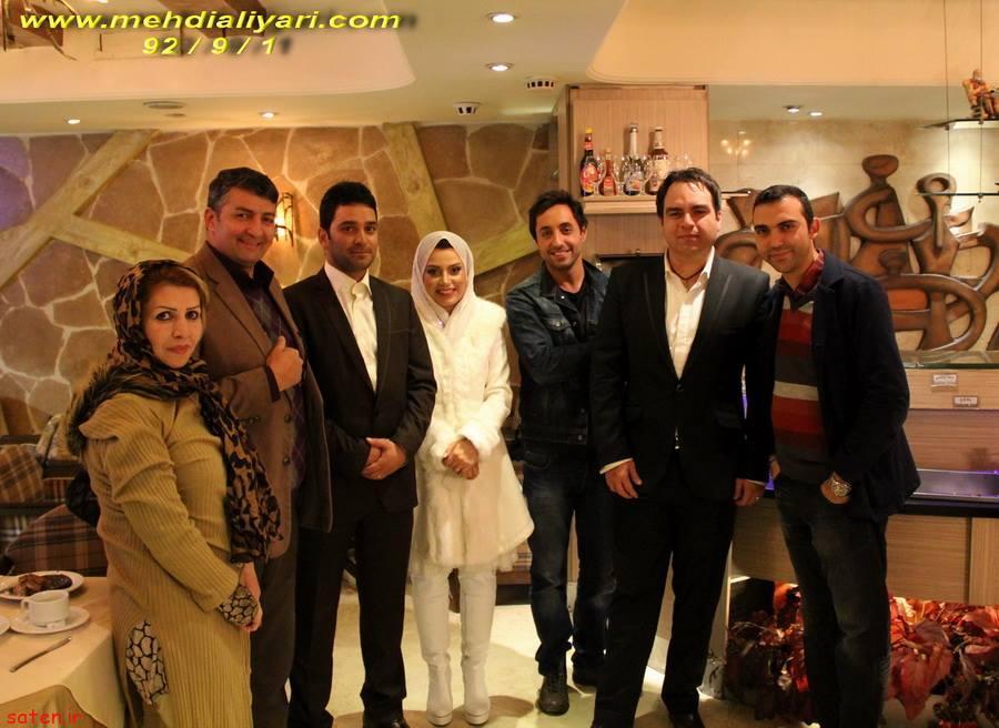 عکس خانه علی ضیا در تهران