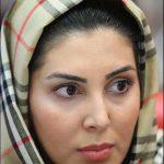 عکسهای متفاوت و جنجالی لیلا بلوکات در ماه محرم