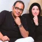 رضا داوود نژاد در کنار همسرش + بیوگرافی و عکس جالب