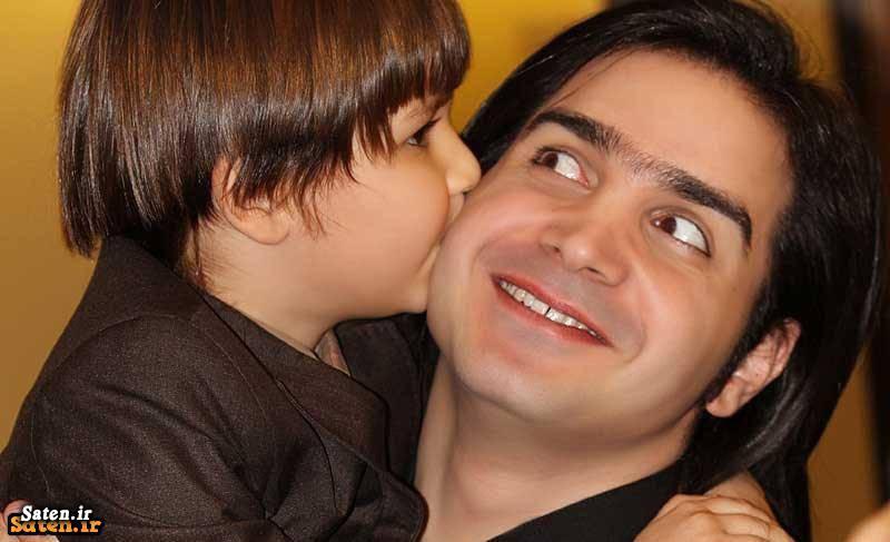 عکس دیده نشده و جالب از محسن یگانه و همسرش
