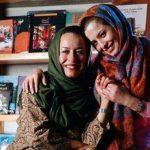 مهراوه شریفی نیا  و مادرش سریال «اوشین ایرانی» را بازی می کنند + عکس