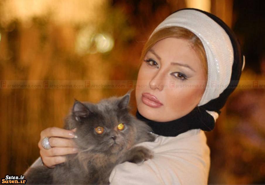 عکس+عروسی+نیوشا+ضیغمی+با+همسرش