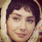 هانیه توسلی در پشت صحنه خط ویژه + تصاویر زیبا و جذاب
