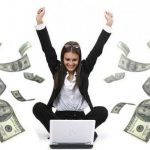 کسب درآمد از اینترنت از طریق کار در منزل