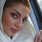عکس بازیگر زن ایرانی بدون حجاب در زیارتگاه