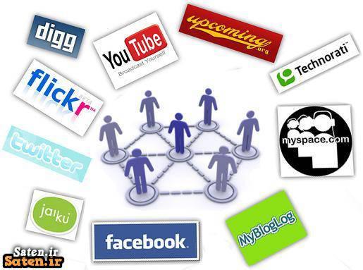 وی چت شبکه های اجتماعی جامعه مجازی آسیب وی چت آسیب فیسبوک