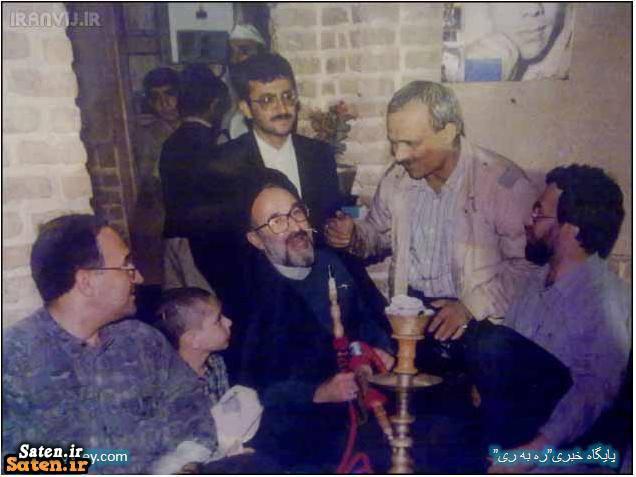 قلیان محمد خاتمی بیوگرافی محمد خاتمی