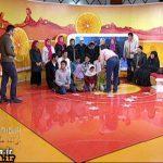 تمسخر خانواده پرجمعیت ایرانی در تلویزیون (برنامه علی ضیا ) + تصاویر