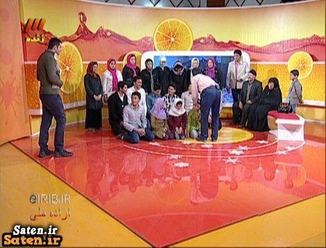 همسر علی ضیا علی ضیا خانواده علی ضیا پشت صحنه برنامه ویتامین 3 برنامه ویتامین 3 برنامه علی ضیا ازدواج علی ضیا
