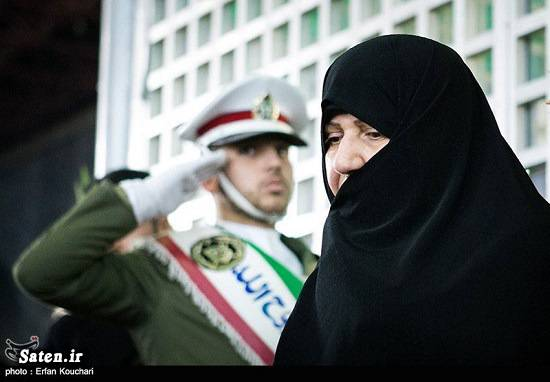 همسر حسن روحانی عکس صاحبه عربی صاحبه عربی سوابق صاحبه عربی زن حسن روحانی بیوگرافی صاحبه عربی