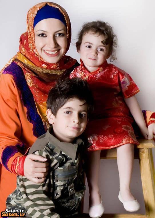 ملیکا زار دختر ملیکا زارعی (خاله شادونه) و علی صادقی بدنیا آمد ! + عکس جدید