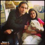 عکس جدید و دیدنی از مهدوی کیا با همسر و دخترش + بیوگرافی کامل