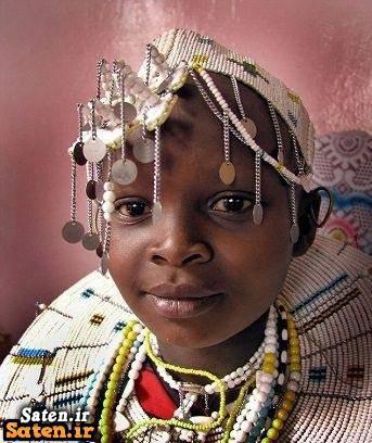 عروس اتیوپیایی دختر 10 ساله ازدواج عجیب ازدواج دختر ازدواج جالب ازدواج