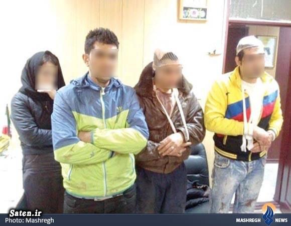 شرور تهران سردسته خلافکاران سردسته اوباش اویاش شرور اخبار درگیری اخبار حوادث اخبار اوباش