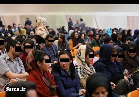 نمایشگاههای بینالمللی استان گلستان مهندسان بی حجاب زنان بی حجاب