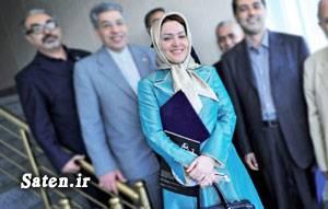دانشور خانم ثروتمند و میلیاردر عضو شورای شهر تهران کیست + عکس و زندگینامه
