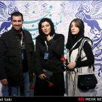 عکس های خانوادگی بازیگران سینما در جشنواره فجر