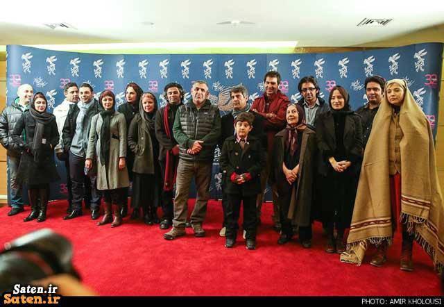 ملبورن لباس و پوشش عجیب بازیگر زن در جشنواره فجر + عکس