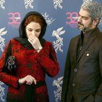 ژست های جالب و دیدنی بازیگران سینما در جشنواره فیلم فجر + تصاویر