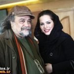 آزیتا حاجیان و شریفی نیا ،زوج هنری مطلقه به هم رسیدند + عکس