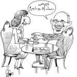 دست بالای جواد ظریف در مذاکرات هسته ای / طنز
