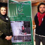 گفتگو با اشکان خطیبی + بیوگرافی و عکس جدید با همسرش