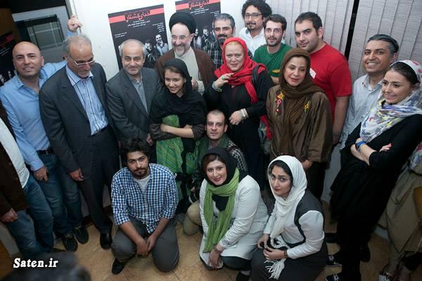 همسر خطیبی گفتگو با اشکان خطیبی + بیوگرافی و عکس جدید با همسرش